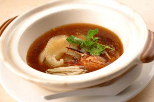 Abalone Sea Cucumber & Shark's Fin 鲍鱼 海参 鱼翅