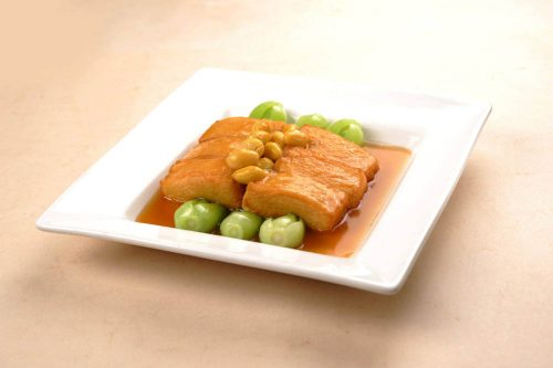 Beancurd & Vegetables 豆腐 蔬菜类