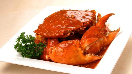 Crabs 螃蟹