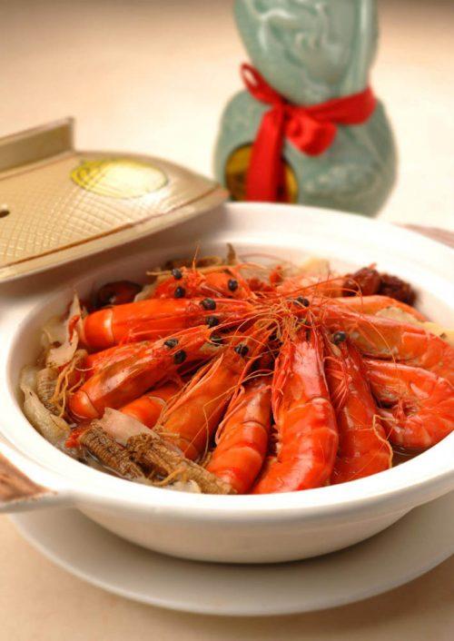Prawns & Scallops 虾类 带子